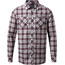 Craghoppers Andreas LS Shirt Men Red Wine Combo